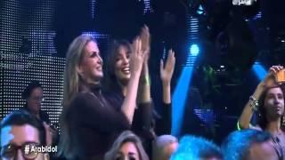 حسين الجسمي يشعل مسرح Arab Idol بأغنيه بشرة خير   اغنية بشرة خير   حسين الجسمي