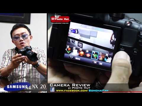 SAMSUNG NX20 Review Thai