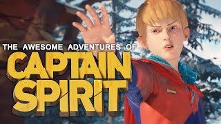 The Awesome Adventures of Captain Spirit - With Great Power...