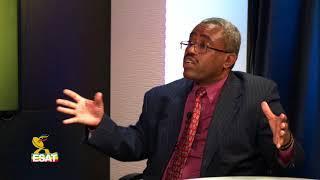 ESAT HR - Interview with Former Ethiopian Security Intelligent Ato Birhanu Tilahun. 23 Aug 201