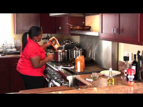 Chicken Sausage & Seafood Gumbo for the Holidays (Cooking with Carolyn)