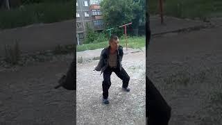 БОМЖ ФЛЕКСИТ ПОД АЛКАШКОЙ. ШОК КОНТЕНТ