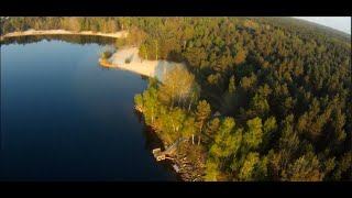 preview picture of video 'Motorschirm Senftenberg 2013 - powered paragliding spring 2013'