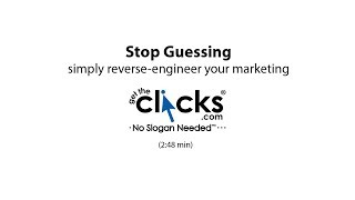 Get The Clicks - Video - 3