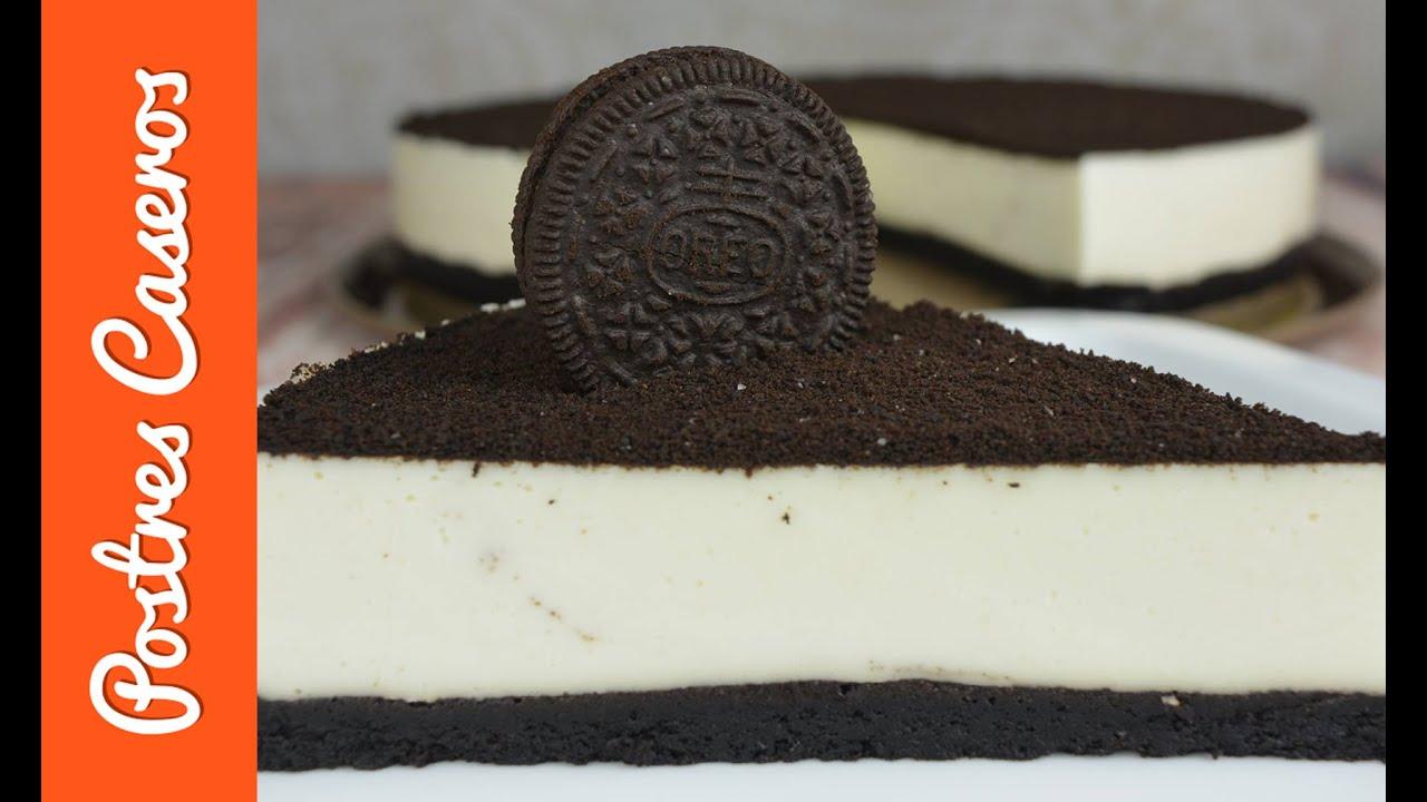 Cheesecake de oreo | Javier Romero