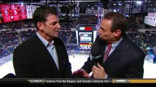 Kris King Interview with Howie Rose