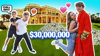 Flirting With The RICHEST Kid in America To See How My BOYFRIEND Reacts *JEALOUS*💰| Piper Rockelle