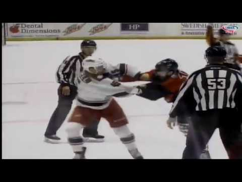 Jake Dowell vs. Colin Campbell