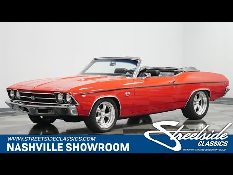 1969 Chevrolet Chevelle (CC-1416604) for sale in Lavergne, Tennessee