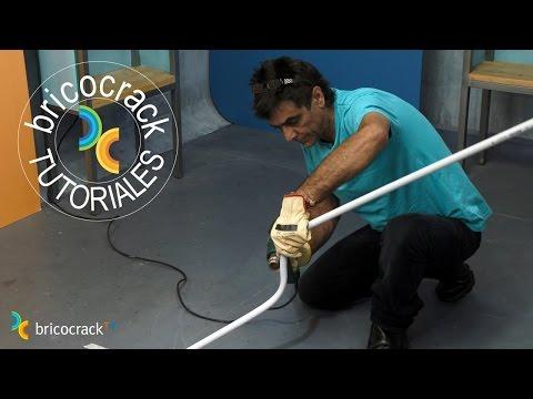 Cómo curvar tubos de PVC (Bricocrack)