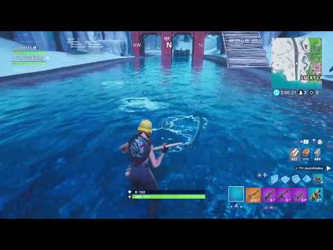 This Is What Happens When You Destroy The Rubber Ducky In Fortnite!!!