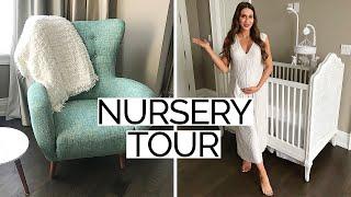 Girl's Nursery Tour + What I Got for Baby | Niki Sky