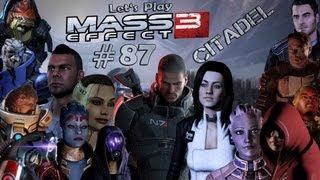 Let's Play MASS EFFECT 3 #87 [Blind/HD/Deutsch] - Casino Besuch | DLC »Citadel«