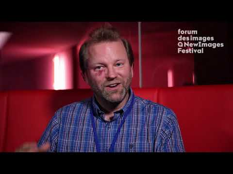 Ronald Menzel (Dreamscape Immersive) I Interview au NewImages Festival 2019
