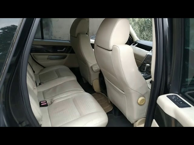 Range Rover Sport Supercharged 4.2 V8 2005 for Sale in Lahore