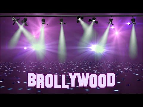 Brollywood - Familie Peer - Fotocollage
