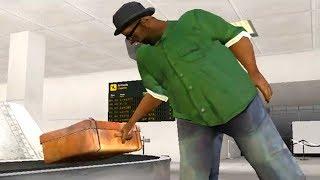 Возвращение Биг Смоука в GTA San Andreas...😱