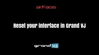 3.Grand VJ Preferences Files