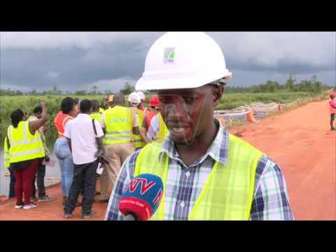 UNRA to improve Murchison falls park roads