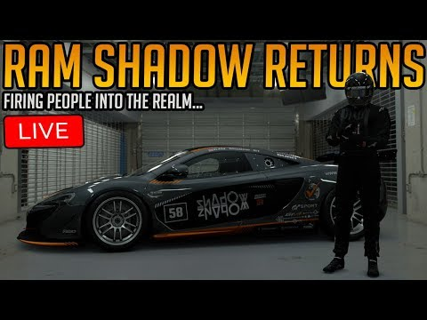 Gran Turismo Sport: Ram Shadow Is Back For More
