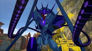 Трансформеры:Роботы под прикрытием 2 сезон 10 серия Появление Саундвейва