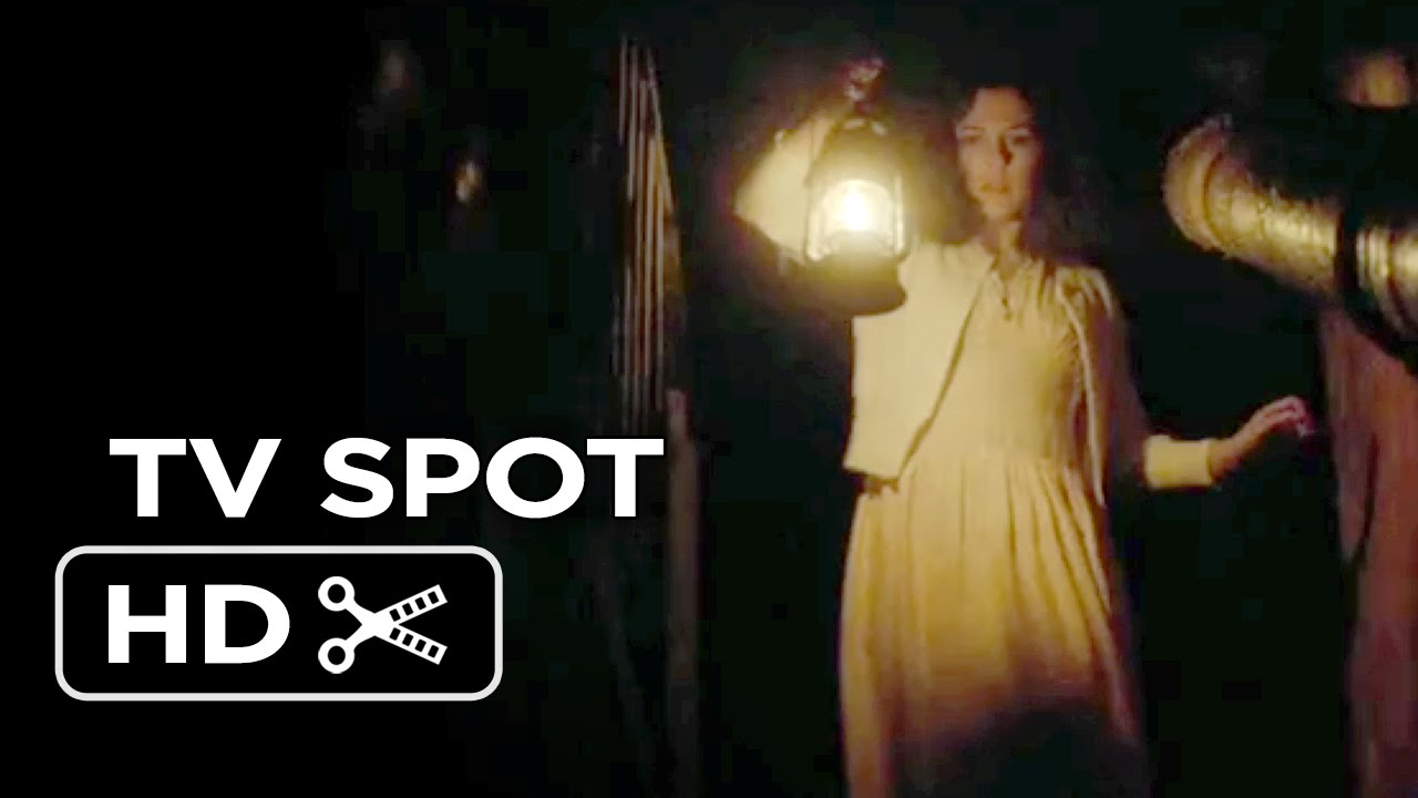 The Woman in Black 2 Angel of Death TV SPOT – Cursed (2015) – Horror Movie HD