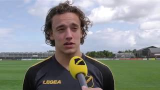 INTERVIEW | Colin Rösler maakt de overstap van City naar NAC