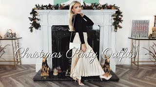 Christmas Party Outfits 2019 / CHARLES & KEITH AD