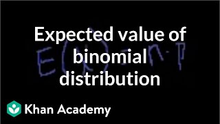 Expected Value of Binomial Distribution