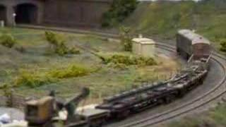 Wigan Model Railway Exhibition 2007 Part One