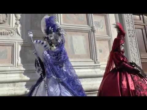 סרטון של פסטיבל המסכות בוונציה