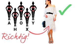 DAS Schlank-Kleid für jeden Figurtyp *MUSS man kennen* | Guide Sommerkleider | natashagibson