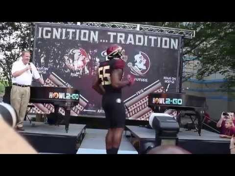 FSU Ignition...Tradition Logo and Uniform Reveal