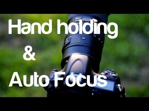 Stabilisation & Autofocus - 70-200 Showdown pt2