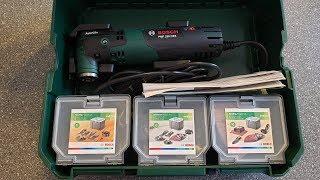 Bosch PMF 250 CES Multifunktionswerkzeug mit Starlock AutoClic-System