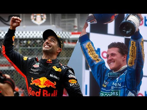 Schumacher or Ricciardo: Which drive was better?
