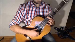 Dearly Beloved - Kingdom Hearts II on Guitar