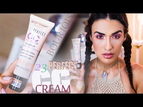 ♛ Bourjois | 123 Perfect CC Cream | Ревью + DEMO