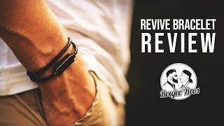 BRACELET THAT CHARGES YOUR PHONE | Revive Project Bracelet Review