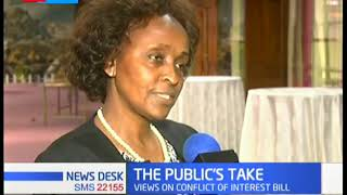 EACC seek public opinion on conflict of interest bill that seeks to provide regulation of conflict