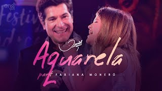 Daniel - Aquarela part. Fabiana Moneró [Clipe oficial]