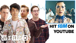 The Try Guys Explore Their Impact on the Internet | Data of Me | WIRED