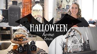 HALLOWEEN HOME DECOR TOUR | Halloween Decor 2019