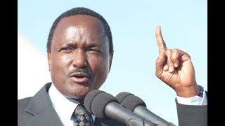 Kalonzo: I'm ready for Raila oath plan - VIDEO
