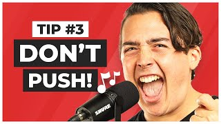10 Singing Techniques to Improve Your Voice
