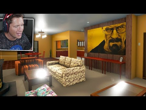 House Flipper - Renovating the Breaking Bad House! (Walter White)