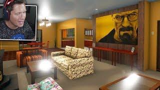 House Flipper - Renovating the Breaking Bad House! (Walter White)
