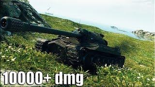 ИС-7 против ИДИОТОВ 10000 dmg 🌟🌟🌟 World of Tanks лучший бой