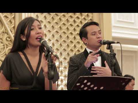 JAZ - KASMARAN ( Cover ) By Taman Music Entertainment At IKK Menara Mandiri - Taman Music Entertainment