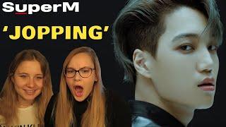 🦸🏻♂️SuperM 슈퍼엠 'Jopping' MV Reaction